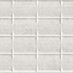 Soap Stone Mosaic White