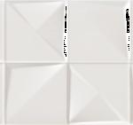 Lure Mosaique Blanc